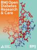 BMJ Open Diabetes Research & Care: 6 (1)